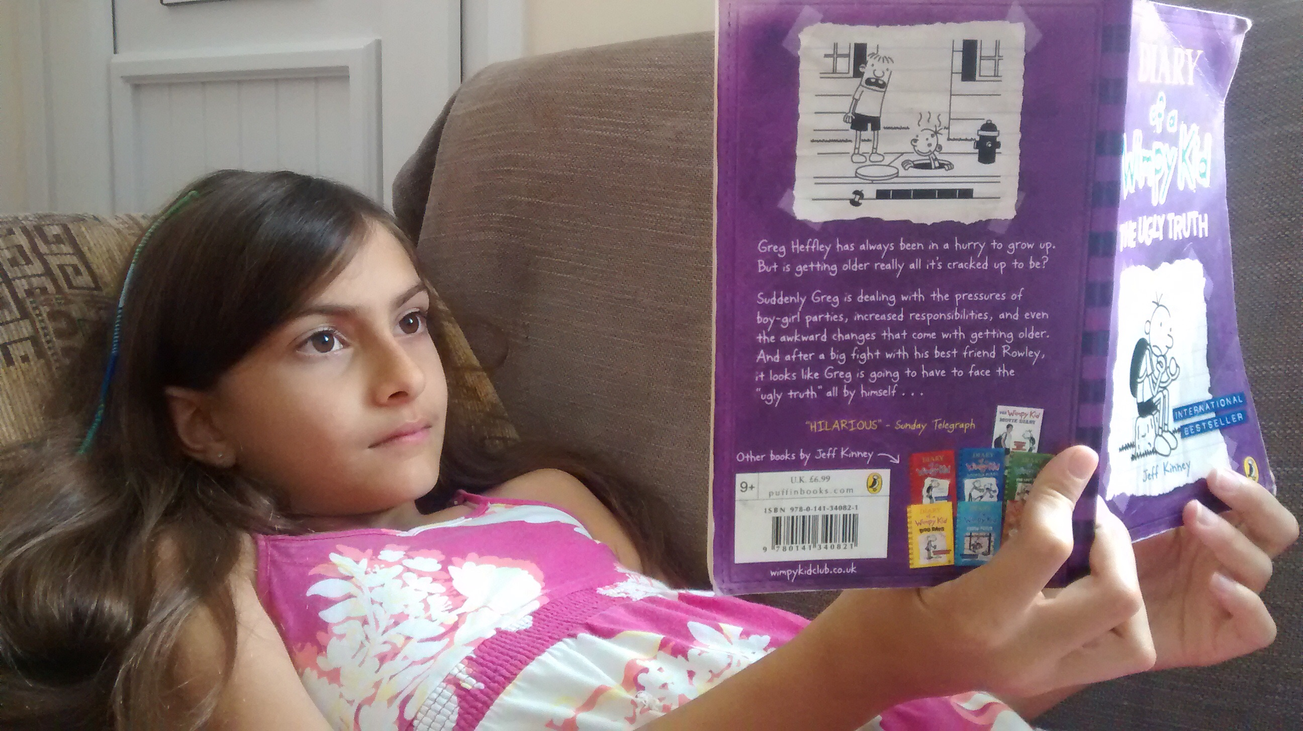 diary of a wimpy kid a review by a patel breen the diary of a wimpy kid a review by a patel breen